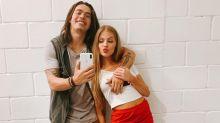 Luísa Sonza rebate seguidora que sugeriu gravidez para animar Whindersson