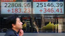 Borsa, Tokyo +0,44% ma il resto dell'Asia va al ribasso