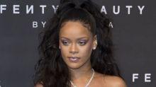 Why Rihanna's new beauty range is called Fenty