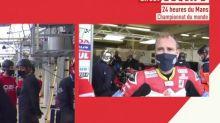 Moto - 24 H du Mans - 24Heures duMans: Grégory Fastré (Honda n°41): «On a eu de la chance tous les deux»