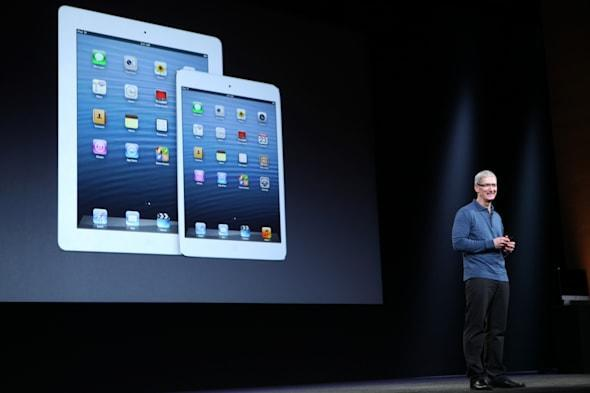 A few reasons why iPad sales are slumping