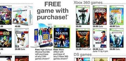 Deals: Cheap MS points and get Mass Effect free