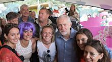 Jeremy Corbyn Attacks Sexism, Racism & Homophobia In Stirring Glastonbury Speech