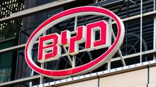 Ford plans to use batteries supplied by China's Warren Buffett-backed BYD
