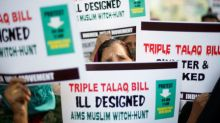 India prescribes punishments in bid to stamp out instant Muslim divorce