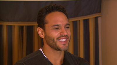 Daniel Sunjata Talks Playing An Undercover FBI Officer In USA's 'Graceland'