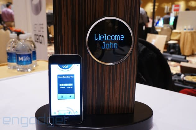 Goji Smart Lock gives you remote access to your front door starting in March (updated with video)