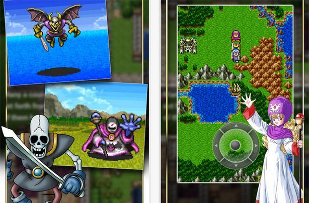Classic JRPG Dragon Quest 2 out now on iOS, Android