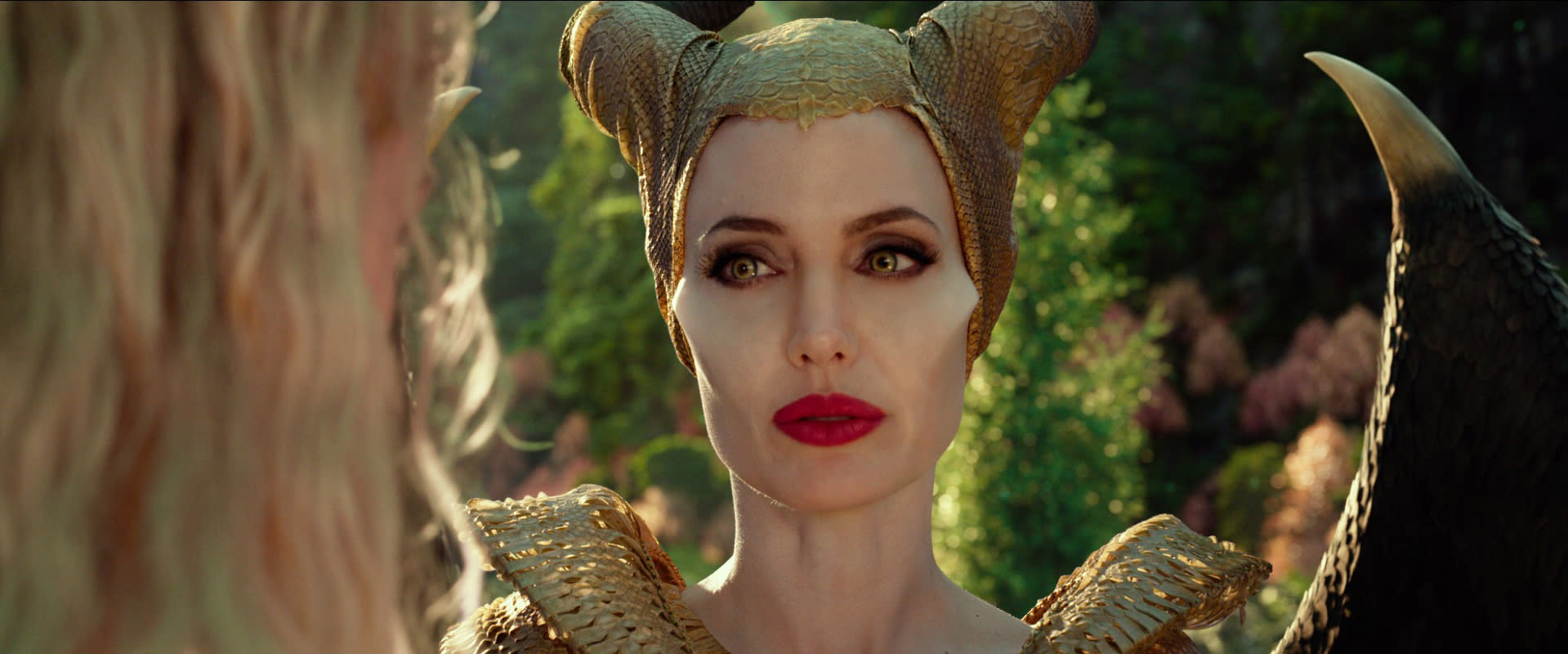 Maleficent Mistress Of Evil Trailer The Mother Of All