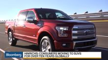 Ford Resumes F-Series Production After Supplier Fire