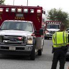 The Latest: Warehouse shooting victim had new wife, new job