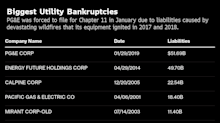 PG&E's Plan to Cap Fire Liabilities at $18 Billion Draws Ire