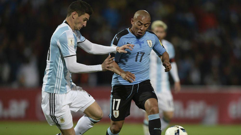 ¿Cómo rindió Alario con la Selección argentina?