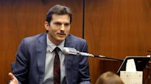 Ashton Kutcher admits he was worried about his fingerprints after a woman he had a date with was slain: 'Freaking out'