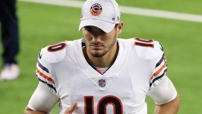 Trubisky gets start for Bears against Packers