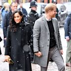 'Breakfast in Bed' and 'Sweet Love Notes': Inside Meghan Markle's Perfect Valentine's Day