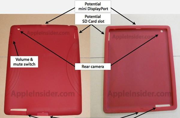iPad 2 cases surface, rekindle SD card slot fire and add a pinch of mystery with topside cutout