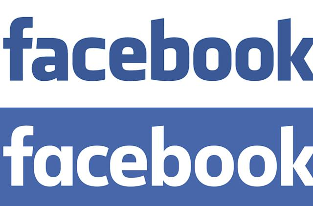 Facebook has a new logo, but the differences are subtle