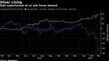 Oil's Biggest Crash in a Generation Has Silver Lining for Miners
