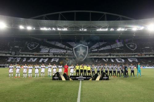Estádio Nilton Santos completa 10 anos e Bota anuncia novo site da casa