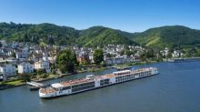 Ban on river cruising lifted by Foreign Office