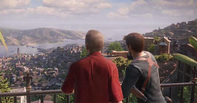 'Uncharted 4' looks like a ghost from E3's past