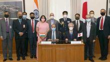 India-Japan sign mutual logistics pact amidst China's expansionist behaviour