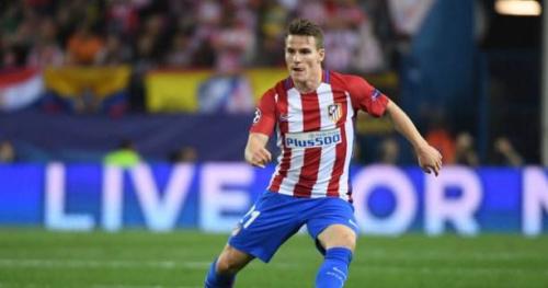 Foot - C1 - Atlético - Atlético de Madrid : Kevin Gameiro déclare forfait contre Leicester en Ligue des champions