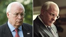 Christian Bale Undergoes Another Wild Transformation to Be Dick Cheney in First Look at Vice