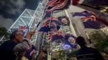 港媒:英國駐港總領事館員工從深圳回香港途中失聯