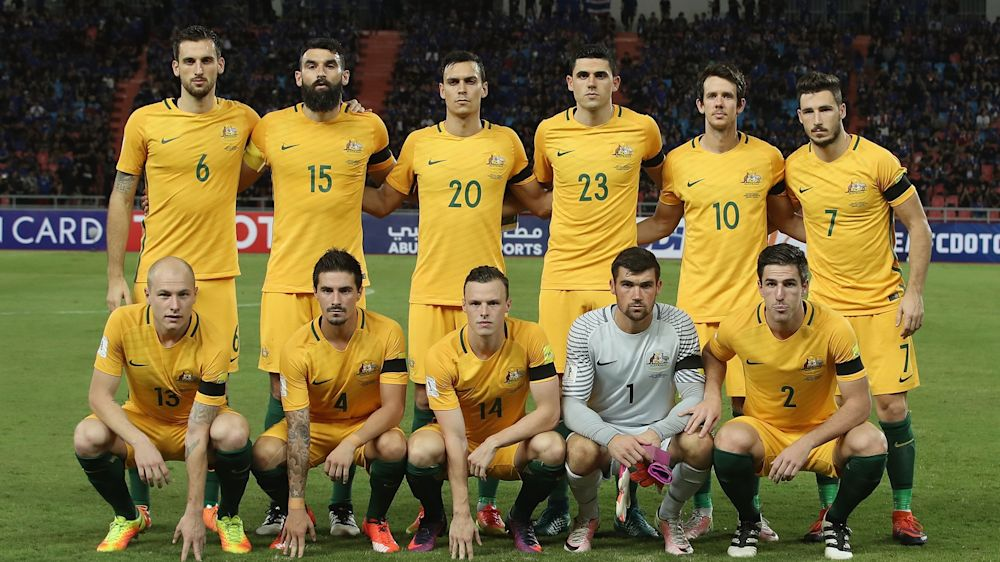 Socceroos: Group B results and ladder