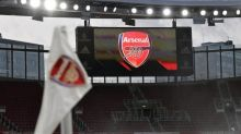 Arsenal fans will return to the Emirates… for a live TV screening of Man City clash