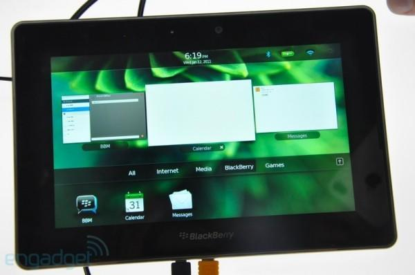 BGR: BlackBerry PlayBook to possibly use Android's Dalvik virtual machine, might run Android apps