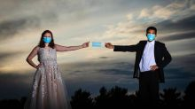'Corsage on one wrist and the mask on the other': Can KC schools hold prom amid COVID?