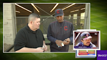 Opening 25-year-old baseball cards with Sandy Alomar Jr.