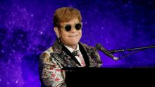 Elton John signs with Universal 'for the rest of his career'