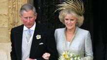 Camilla was banned from receiving wedding presents because of Diana