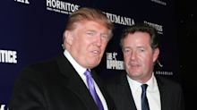 Piers Morgan slams 'homophobic' cartoon BBC aired depicting him and Donald Trump