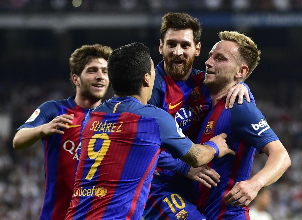 La contre-attaque éclair du Barça, le craquage de Ramos, Messi énorme… le débrief de Real-Barça