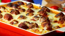 How To Make A Delicious Cheesy Meatball Lasagne
