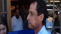 Anthony Weiner and NY Voter in Heated Exchange