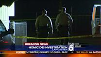 Woman`s Body Found at Trailer Park in Lancaster