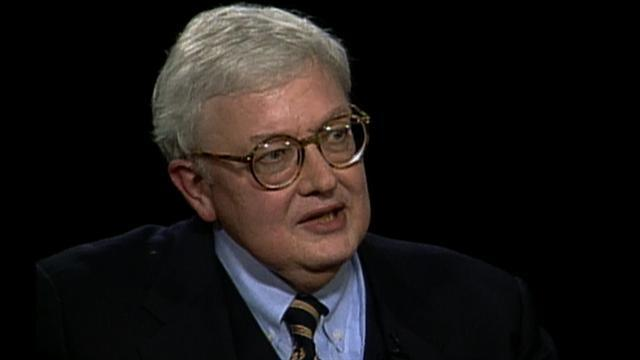 Roger Ebert and how movies made him feel