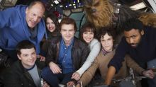 Harrison Ford is 'not really' looking forward to the Han Solo movie