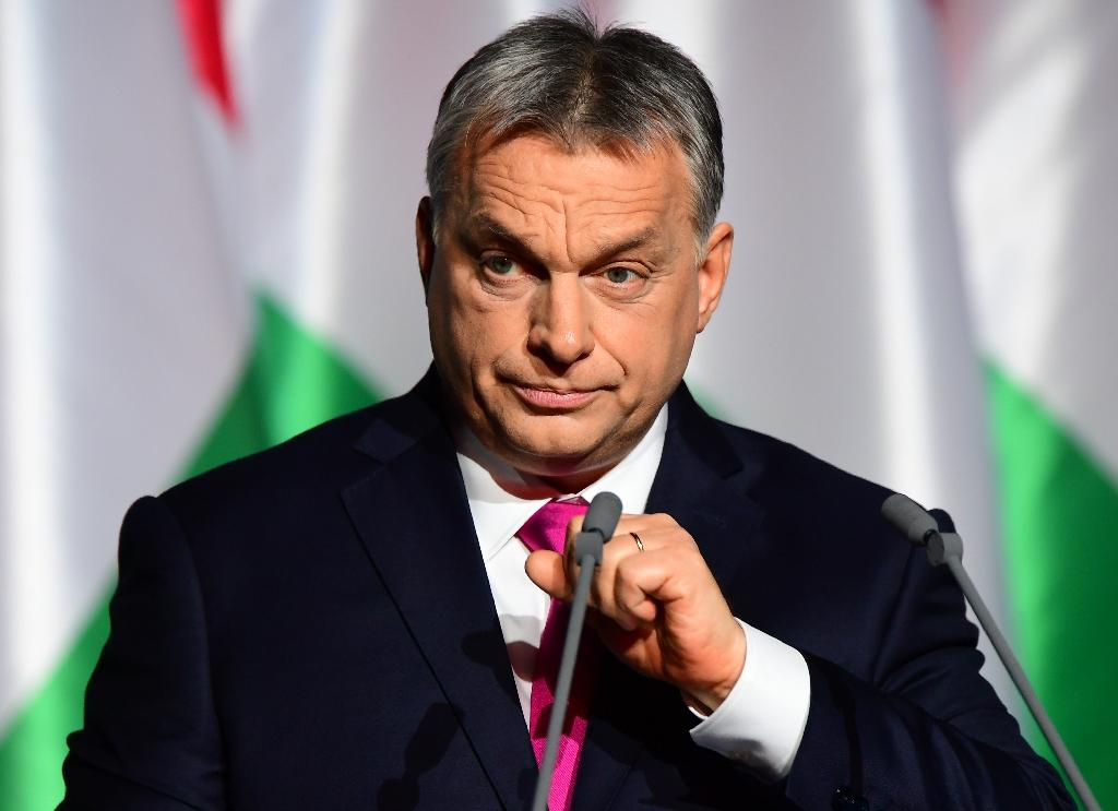 """Hungary Prime Minister Viktor Orban has previously referred to immigration as the """"Trojan Horse of terrorism"""""""