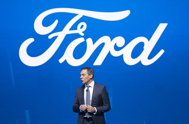 Ford's 'Mustang-inspired' electric SUV will have a 370-mile range