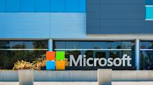 Microsoft beats earnings expectations, stock jumps