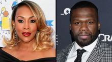50 Cent and Vivica A. Fox dated for a minute in 2003 — and they're still fighting over it 15 years later