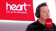 Watch: Stephen Mulhern stunned by Jamie Theakston's tasteless Ant McPartlin gag