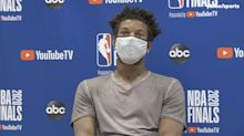 Jimmy Butler on Heat's NBA Finals loss: 'We'll be back'